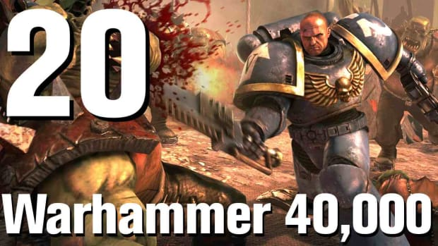 S. Warhammer 40K Space Marine Walkthrough Part 20: Whispers of the Dead Promo Image