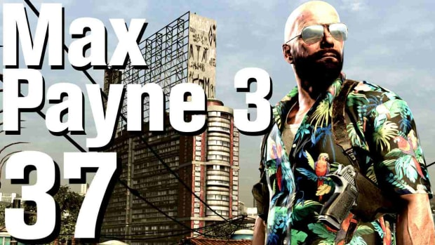 ZK. Max Payne 3 Walkthrough Part 37 - Chapter 11 Promo Image