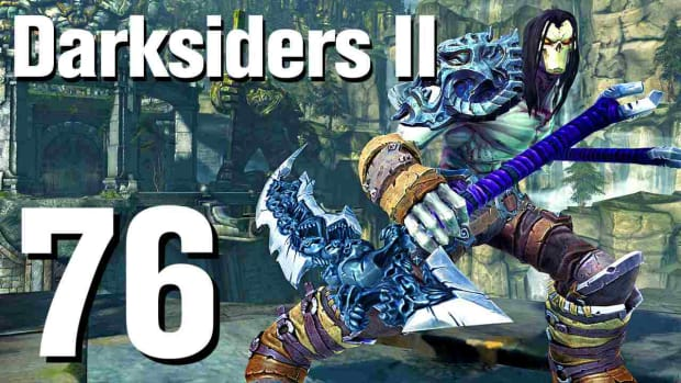 ZZX. Darksiders 2 Walkthrough Part 76 - Chapter 12 Promo Image