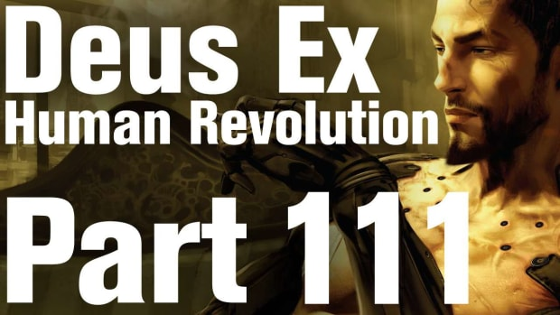 ZZZZG. Deus Ex: Human Revolution Walkthrough - Rotten Business and The Fall (1 of 3) Promo Image