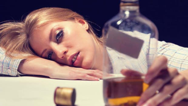 ZP. Alcoholism & Depression Promo Image