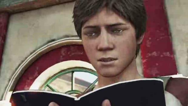 B. Uncharted 3 Walkthrough - Chapter 2 (1 of 2) Promo Image