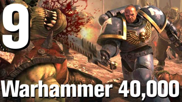 H. Warhammer 40K Space Marine Walkthrough Part 9: Belly of the Beast Promo Image
