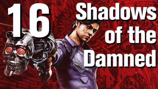 P. Shadows of the Damned Walkthrough: Act 3-1 It's A BugHunt (2 of 2) Promo Image
