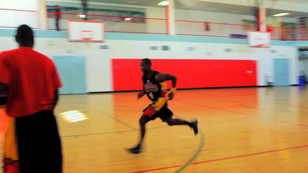 ZZY. How to Run Faster in Basketball Promo Image