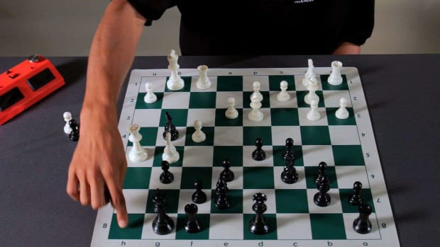 ZG. What Is Blackburne's Mating Maneuver in Chess? Promo Image