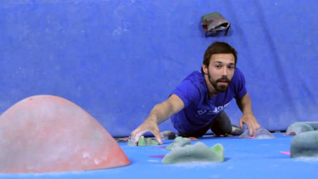 ZI. How to Indoor Rock Climb with Cliff Simanski Promo Image