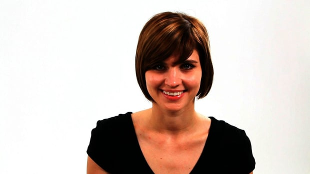 H. Best Short Haircuts for a Round Face Promo Image