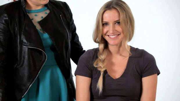 U. How to Make a Braid using Hair Extensions Promo Image
