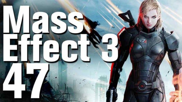 ZU. Mass Effect 3 Walkthrough Part 47 - Normandy - Dream Sequence 2 Promo Image
