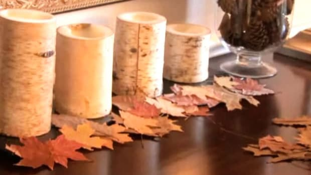 A. How to Make House Decorations from Autumn Leaves Promo Image