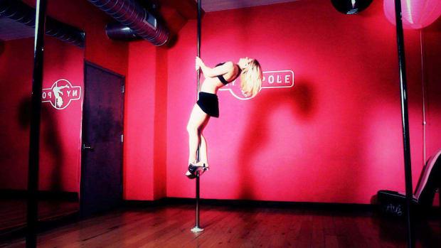 J. Pole Climbing Tips Promo Image