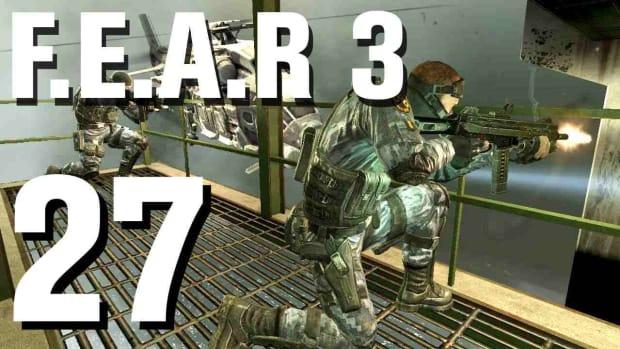 ZA. F.E.A.R. 3 Walkthrough Part 27 Bridge (5 of 5) Promo Image