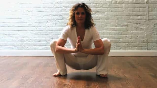 P. What Yoga Poses Help with Seated Meditation? Promo Image