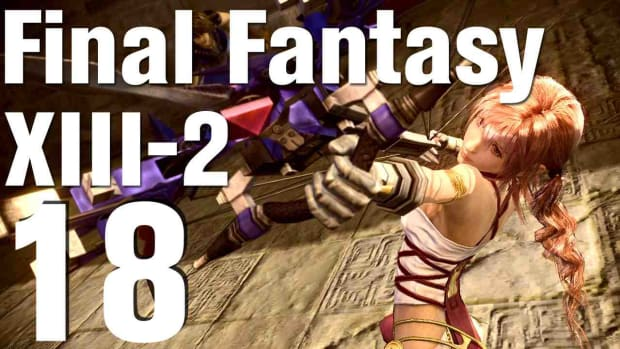 H. Let's Play Final Fantasy XIII-2 Part 9 - Giant's Artefact [HD] Promo Image