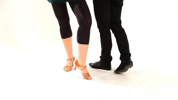 P. How to Dance Cha-Cha Outside Partner Breaks Promo Image