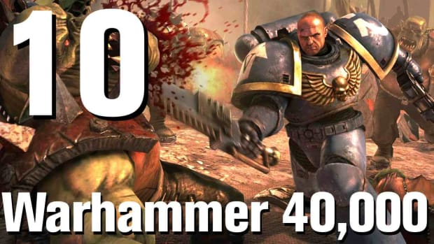 I. Warhammer 40K Space Marine Walkthrough Part 10: TItans of Graia Promo Image