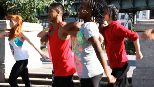 ZK. How to Dance like Quest Crew in Party Rock, Part 3 Promo Image