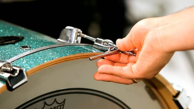 ZZW. How to Tune the Bass Drum Promo Image