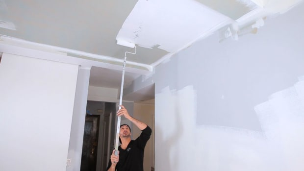 Z. How to Paint a Ceiling Promo Image