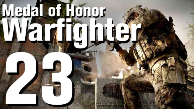 W. Medal of Honor: Warfighter Walkthrough Part 23 - Chapter 10: Stump Promo Image