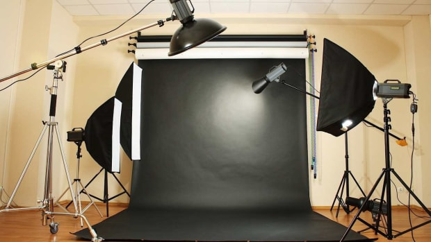 J. How to Create a Makeshift Photography Studio Promo Image