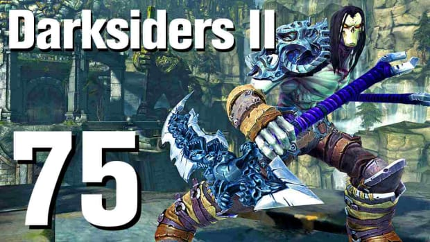 ZZW. Darksiders 2 Walkthrough Part 75 - Chapter 12 Promo Image