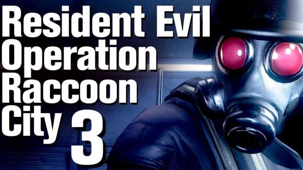 C. Resident Evil Operation Raccoon City Walkthrough Part 3 - Containment Promo Image