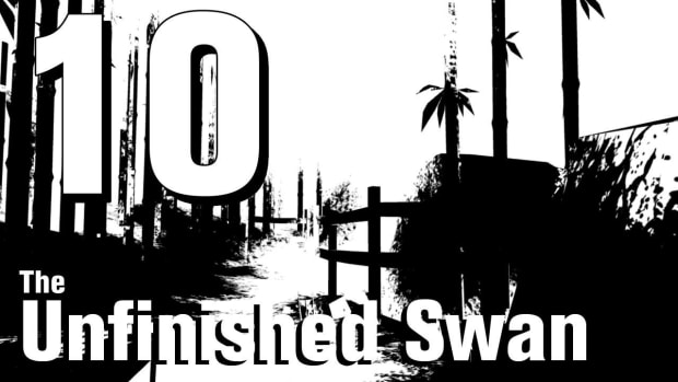 J. The Unfinished Swan Walkthrough Part 10 - Chapter 2 Promo Image