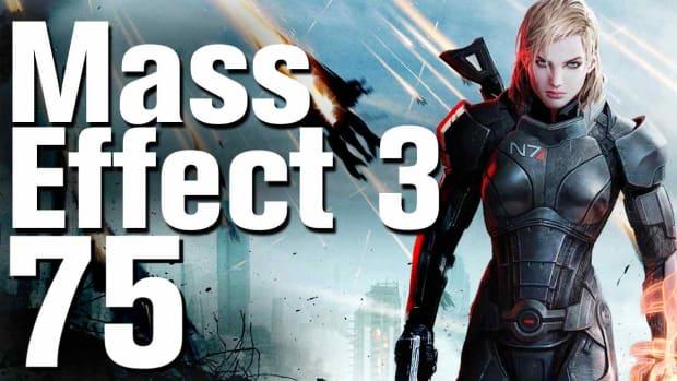ZZW. Mass Effect 3 Walkthrough Part 75 - Sanctuary Promo Image