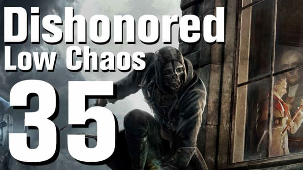 ZI. Dishonored Low Chaos Walkthrough Part 35 - Chapter 5 Promo Image
