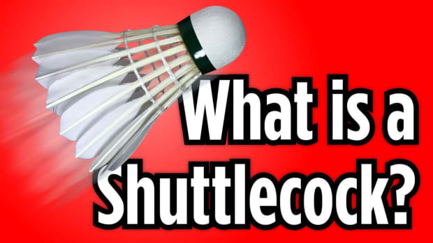 D. What Is a Shuttlecock aka a Bird or Birdie? Promo Image