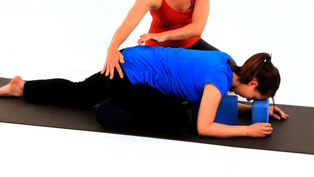 R. How to Do Sciatica Exercises While Pregnant Promo Image