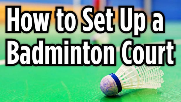 G. How to Set Up a Badminton Court Promo Image
