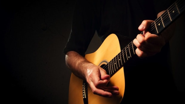 ZN. How to Play Travis Picking Style Country Guitar Promo Image