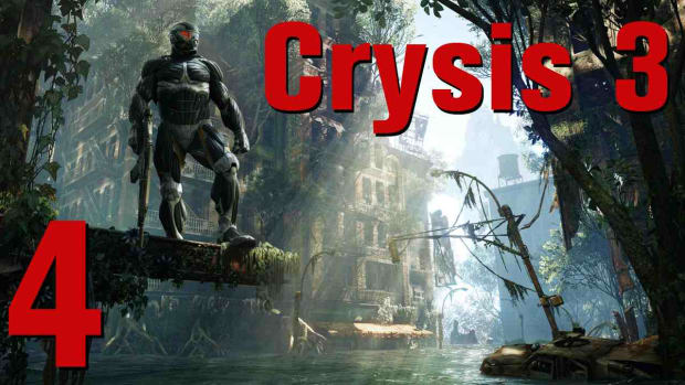 C. Crysis 3 Walkthrough Part 11 - Red Star Rising Promo Image