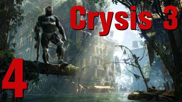 C. Crysis 3 Walkthrough Part 11 - Red Star Rising Promo Image