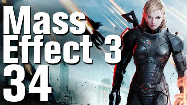 ZH. Mass Effect 3 Walkthrough Part 34 - Utukku Promo Image