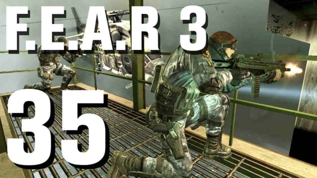 ZI. F.E.A.R. 3 Walkthrough Part 35 Port (8 of 8) Promo Image