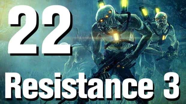 V. Resistance 3 Walkthrough Part 22: Savior Promo Image