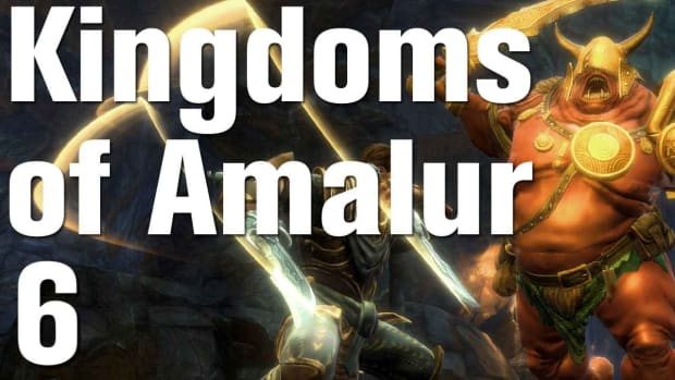 F. Kingdoms of Amalur: Reckoning Demo Walkthrough - Part 1 [Commentary] [HD] Promo Image