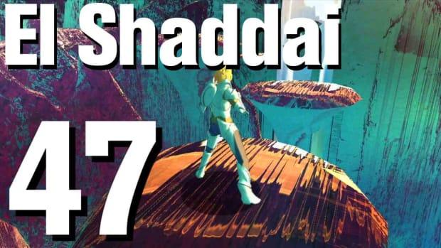 ZU. El Shaddai Walkthrough Part 47: Semyaza's Dream (1 of 4) Promo Image