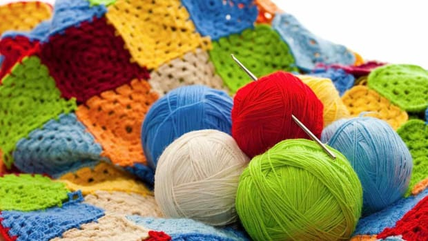 F. How to Pick Crochet Yarn Promo Image