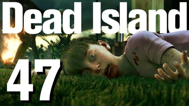 ZU. Dead Island Playthrough Part 47 - Let the Waters Flow Promo Image