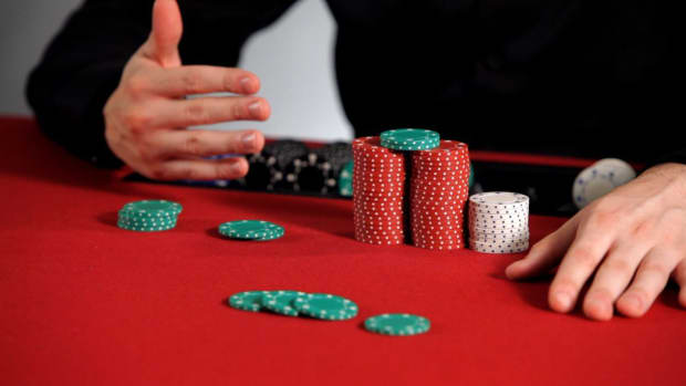K. How Much to Bet in Poker Promo Image