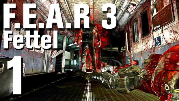 A. F.E.A.R. 3 Fettel Walkthrough Part 1: Prison (1 of 8) Promo Image