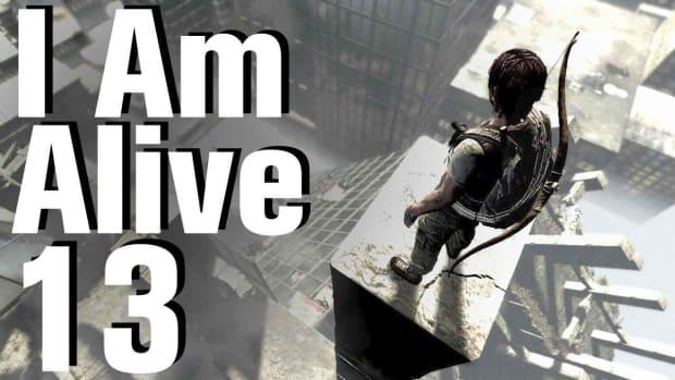 M. I Am Alive Walkthrough Part 13 - Eyes Closed Promo Image