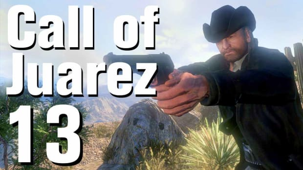 M. Call of Juarez The Cartel Walkthrough: Chapter 4 (1 of 4) Promo Image
