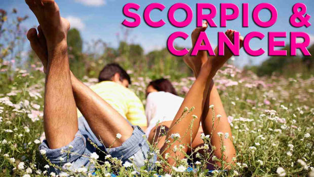 ZZJ. Are Cancer & Scorpio Compatible? Promo Image