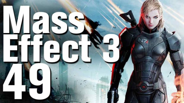 ZW. Mass Effect 3 Walkthrough Part 49 - Citadel - Save the Council Again Promo Image
